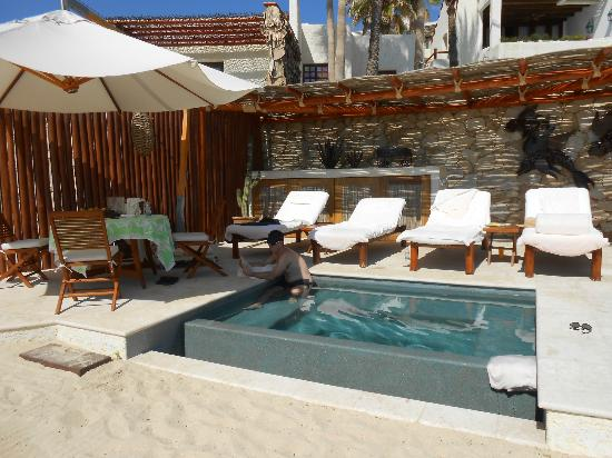 Las Ventanas al Paraiso, A Rosewood Resort: Private Beach Cabana