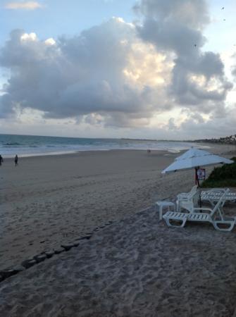 Pousada Tabapitanga: praia de cupe