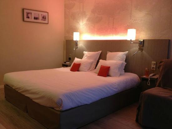 Best Western Hotel Atlantic Thalasso: chambre 106