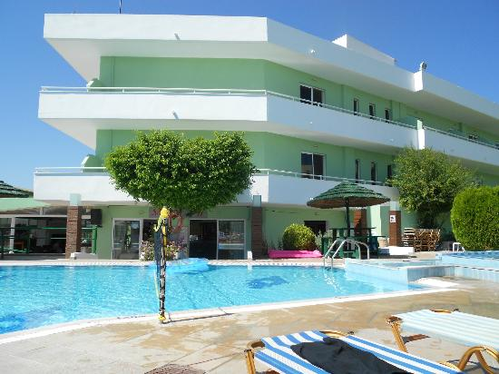 Photo of Stamos Apartments Faliraki
