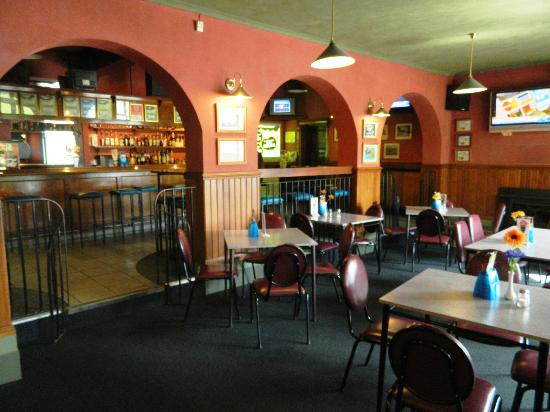 Cygnet Commercial Hotel: Lounge Dining Room