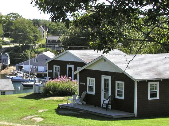 Harborside Cottages : The Gannet and Petrel