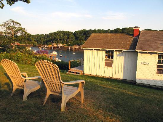Harborside Cottages : The Osprey