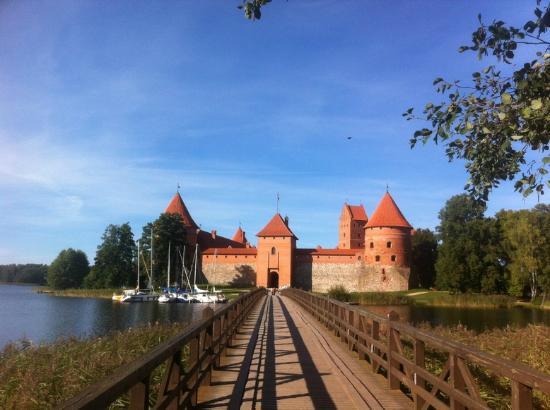 Trakai, Litauen: Castle