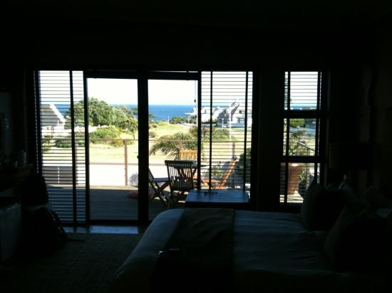 Whale Away Guest House : vista dalla camera