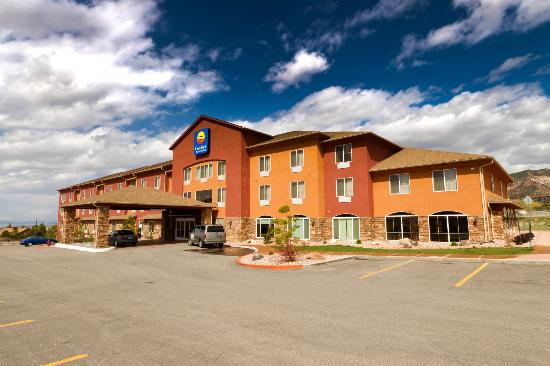 Comfort Inn Suites Cedar City 68 9 4 Updated 2018 Prices Hotel Reviews Utah Tripadvisor