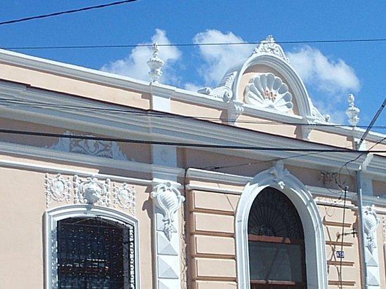 Yucatan, Mexico: Colonial House restoration