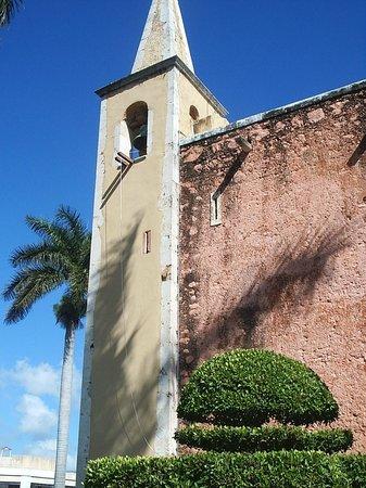 Yucatan, Mexico: Iglesias Santa Anna