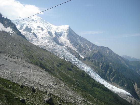Chamonix Mont Blanc: Mont Blanc Glacier
