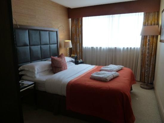 The Mandeville Hotel: Hotel room