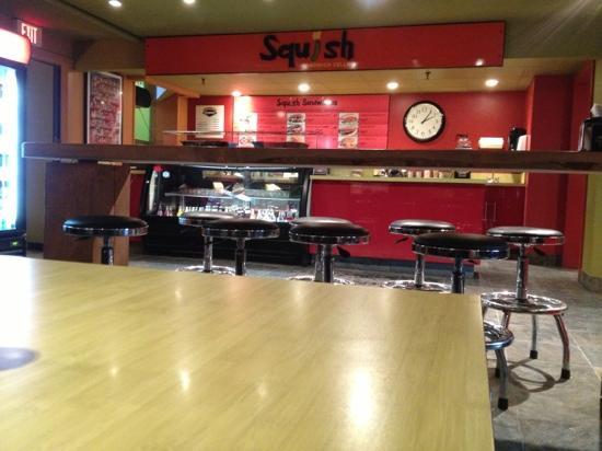 Squish Sandwich Cellar : for ordering