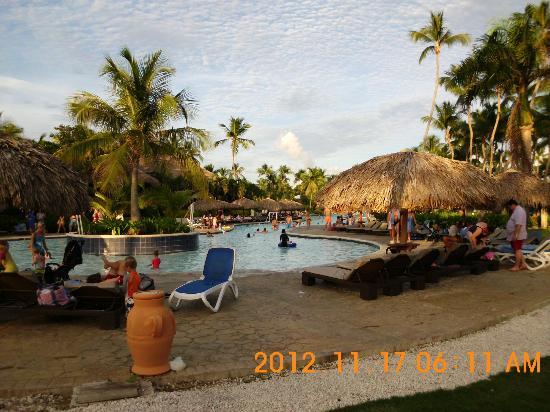 Club Med Punta Cana: La piscine est idyllique, comme tout le reste