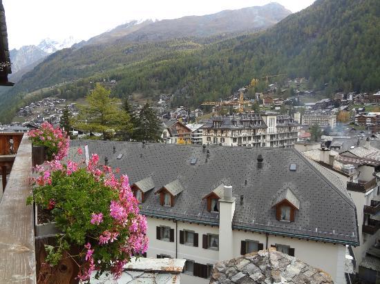 Hotel Romantica: vista da cidade