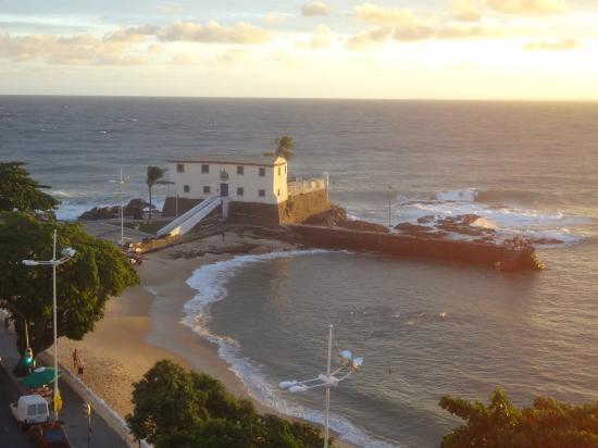 Hit Hotel: Vista do Porto da Barra
