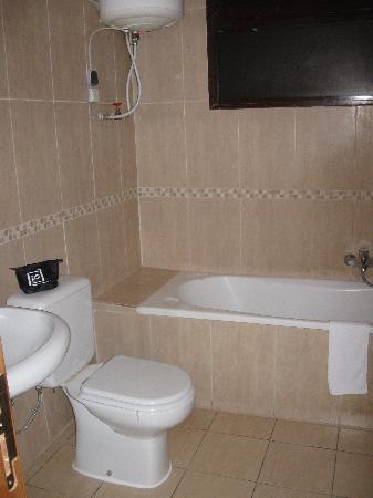 Havre de Paix : bathroom