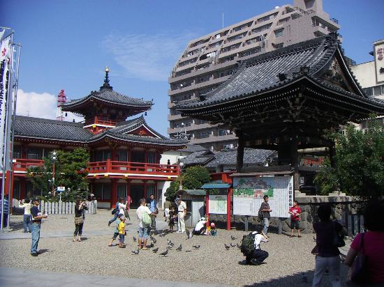 Nagoya, Japan: Osu Temple