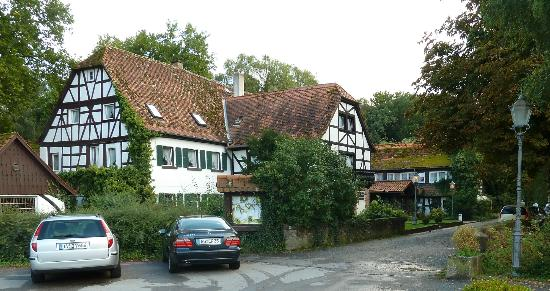 Jagdschloss Mönchbruch: Traditional family run Hotel
