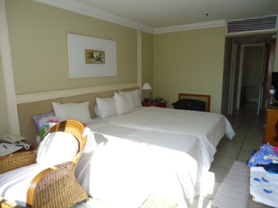 Golden Tulip Ipanema Plaza: Quarto 1108