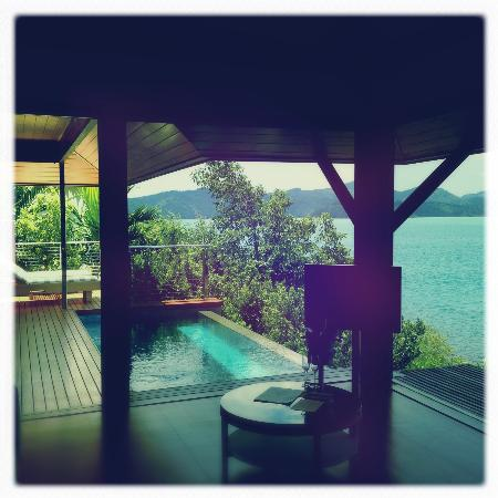 Qualia Resort: Our Room