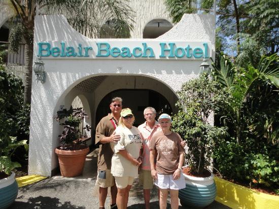 Belair Beach Hotel: hotel