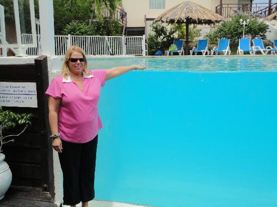 Belair Beach Hotel: pool