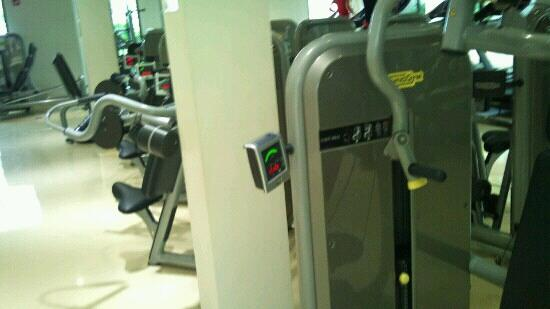 Thanyapura Sports Hotel: Fitness