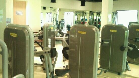 Thanyapura Health & Sports Resort : Fitness