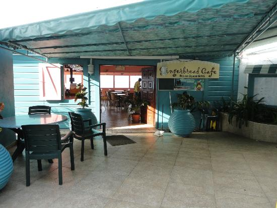 Belair Beach Hotel: dining