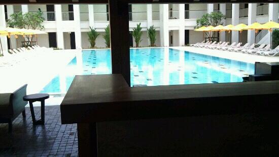 Thanyapura Health & Sports Resort : Pool