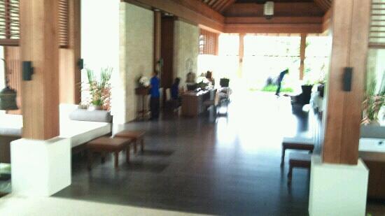 Thanyapura Sports Hotel: Lobby