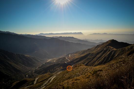 Las Heras, Argentina: Mi foto de la cima de la montaña