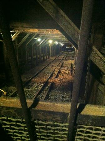 Empire Mine State Historic Park: Inside the gold mine
