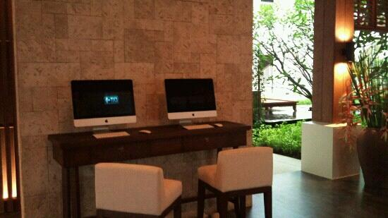 Thanyapura Health & Sports Resort : Lobby