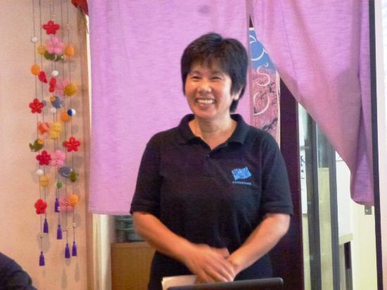 Kamaishi, Japão: おかみさんの笑顔とおもてなしの心、最高でしたヽ(^o^)丿