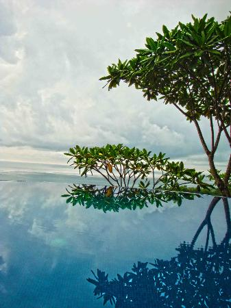 Anamaya Resort & Retreat Center: The infinity pool