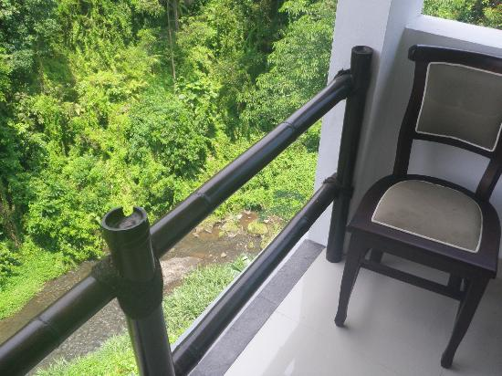 UMAH GRAN GUEST HOUSE: river