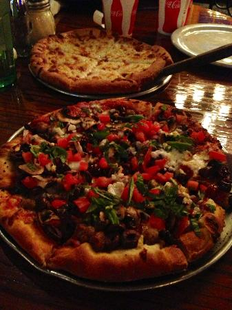Beau's Pizza and Pasta: Ummm the Beau special