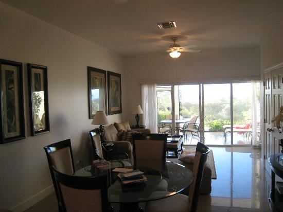 living room at turquoise ridge condo picture of 16998 | providenciales