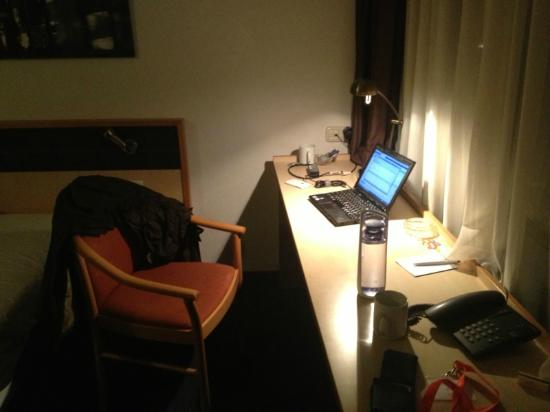 Hotel Rotterdam: Workdesk