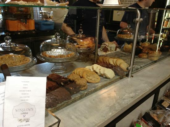 Winslow's Home: Oh PASTRIES! Be still my heart.