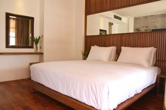Le Sen Boutique Hotel : Deluxe room