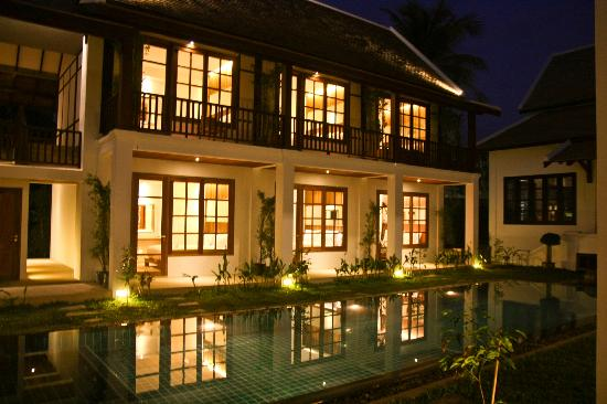 Le sen boutique hotel luang prabang laos reviews for Small hotels of the world uk