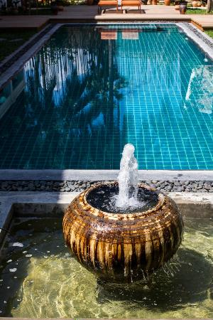 Le Sen Boutique Hotel: Pool