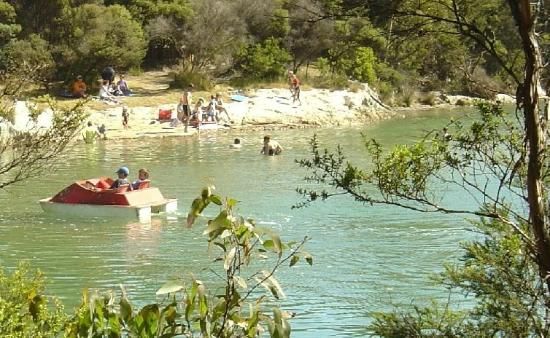 Crayfish Creek, Australia: Creek Recreation
