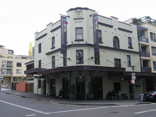 Pyrmont Point Hotel Restaurant