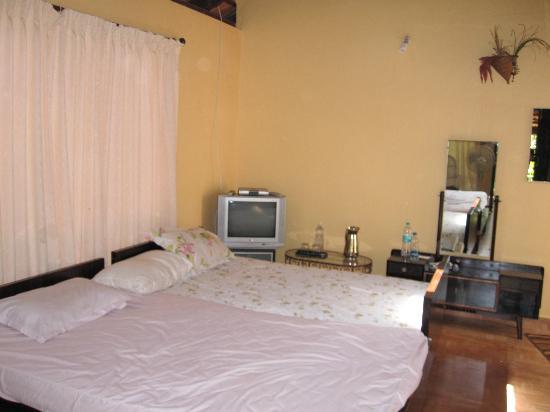 Coorg Karishma: bedroom
