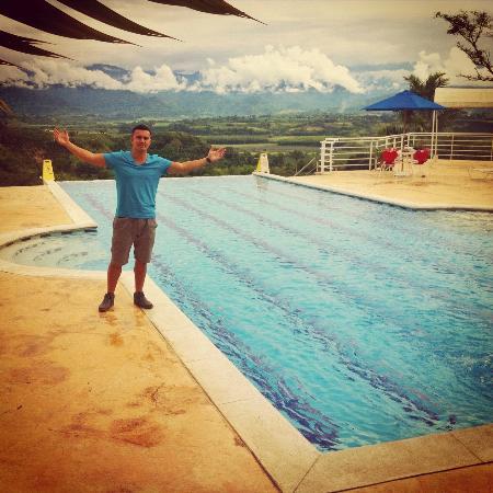 Hotel Mirador Las Palmas: What a view!!