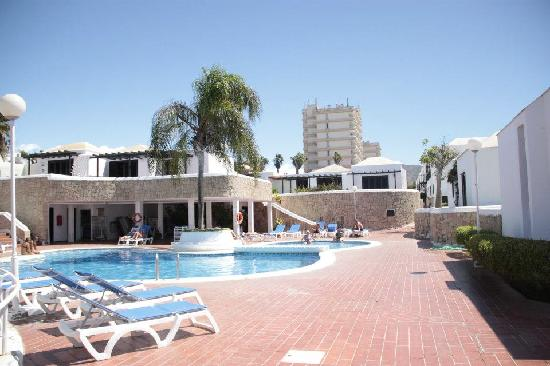 Los Cardones: pool area