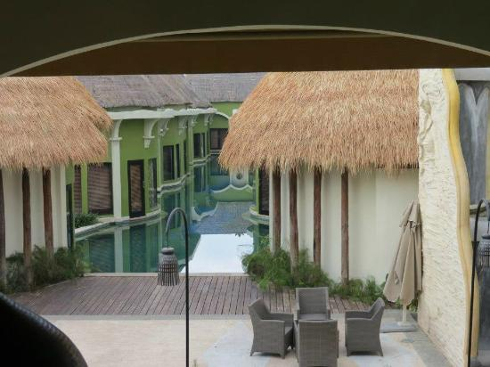 Villa Seminyak Estate & Spa: Lagoon Villa's and Lagoon