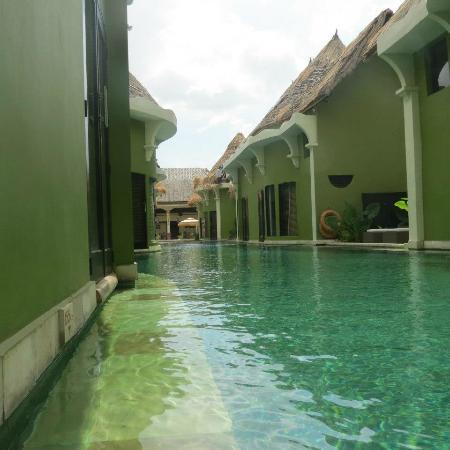 Villa Seminyak Estate & Spa: Lagoon